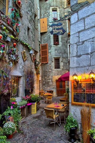 Annecy, Rhône-Alpes, France
