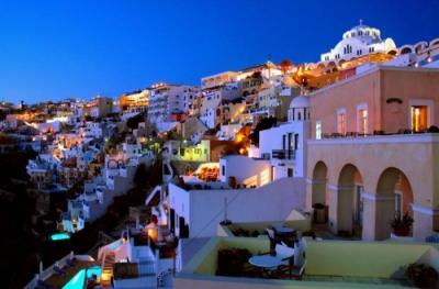 Firá, Santorini, Greece