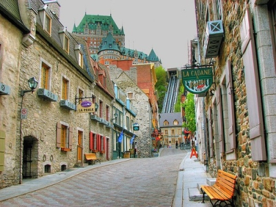 I had no idea Quebec was so charming!