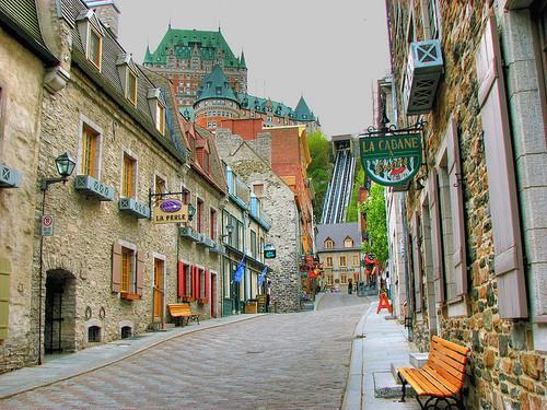 I had no idea Quebec was so charming!