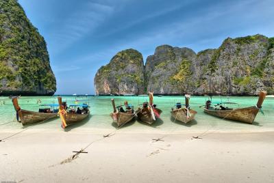 Maya Bay – Koh Phi Phi, Thailand