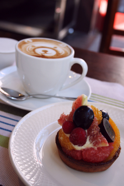 Cafe in Tokyo