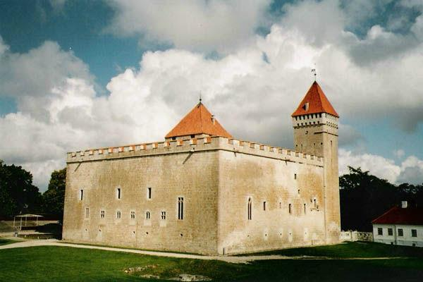 Kuressaare Castle, Estonia