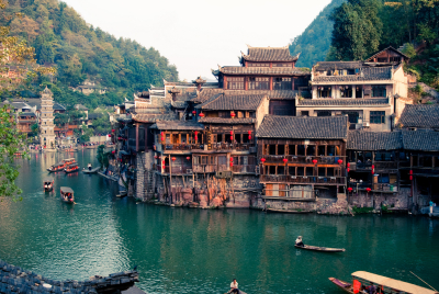 Ancient Town, Fenghuang, China