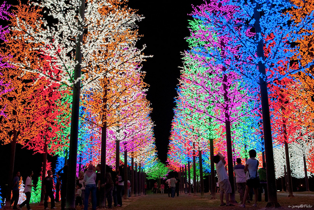 Christmas Lights Selangor Malaysia
