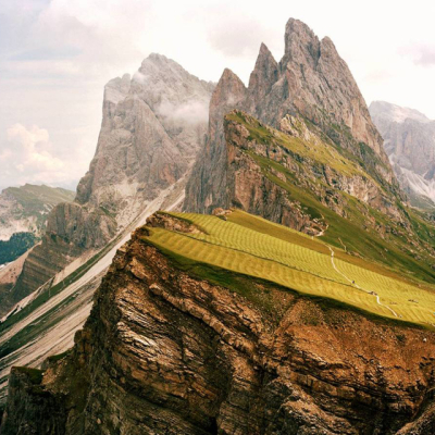 Dolomites Mountains, Italy