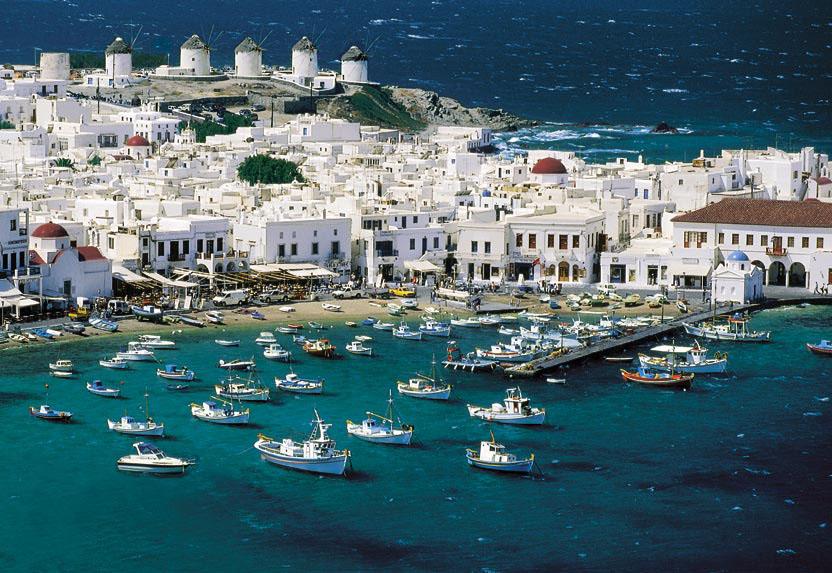 Greece…