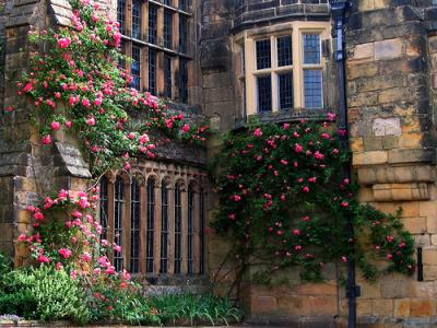 Haddon Hall, Derbyshire, United Kingdom
