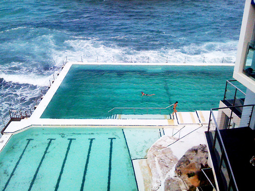 Seaside Pools Bondi Beach Australia Photo On Sunsurfer Sunsurfer