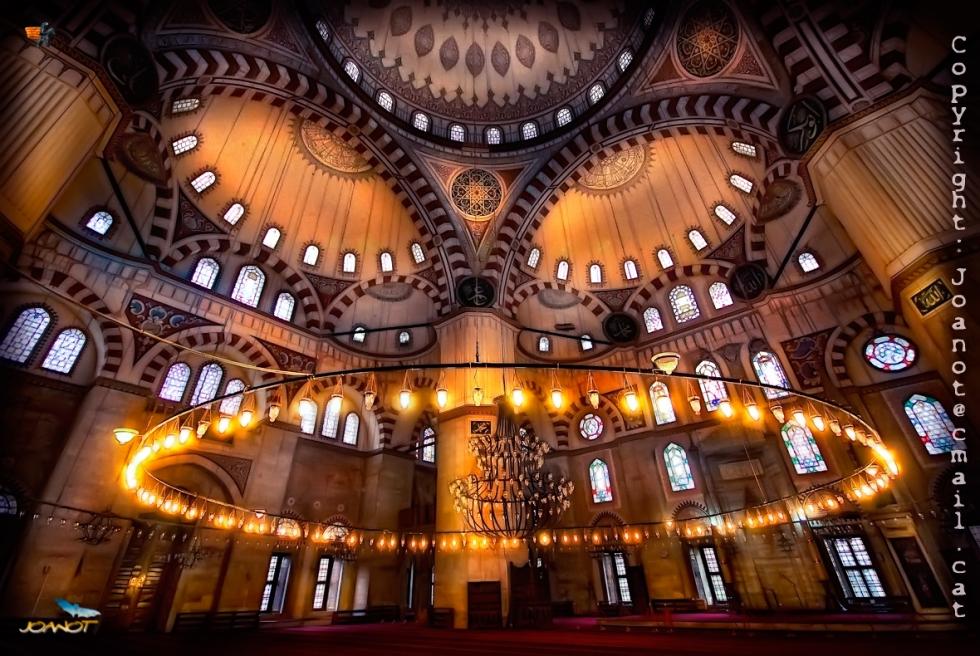 Şehzade Mosque, Istanbul, Turkey