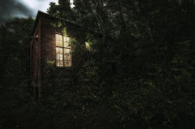 Abandoned house, Kemi, Finland
