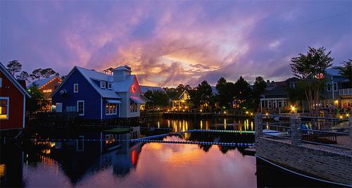 Baytowne Wharf, Florida, USA