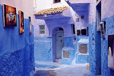 Blue City, Chefchaouen, Morocco