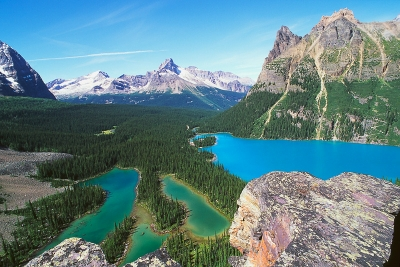 Lake O'Hara, British Columbia, Canada