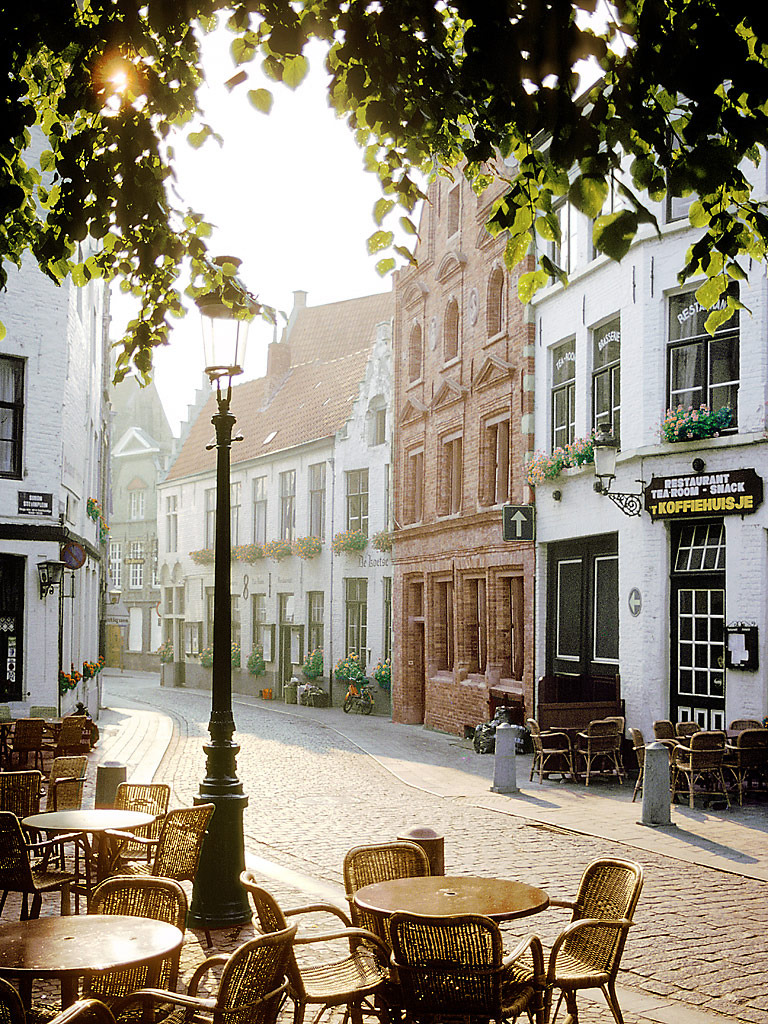 Bruges Breakfast Cafe