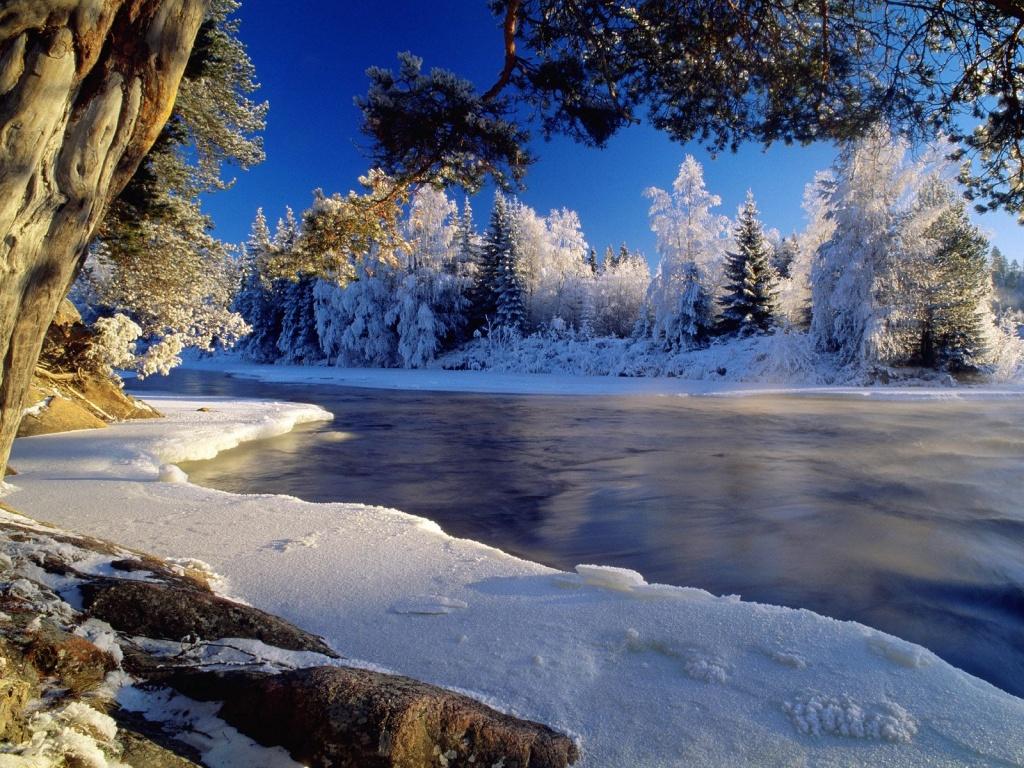 Dal River, Dalarna, Sweden | Sunsurfer