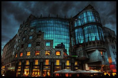 Do&Co Hotel, Stephansplatz, Vienna, Austria