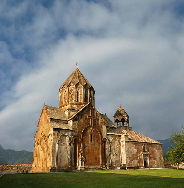 Gandzasar monastery, Nagorno-Karabakh, Azerbaijan