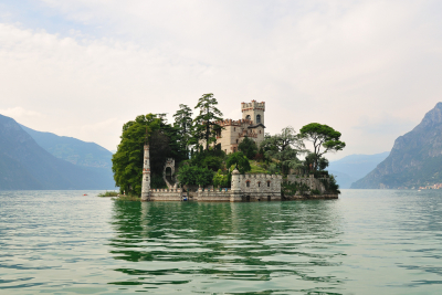 Isola di Loreto, Italy