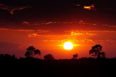 Kwando, Botswana