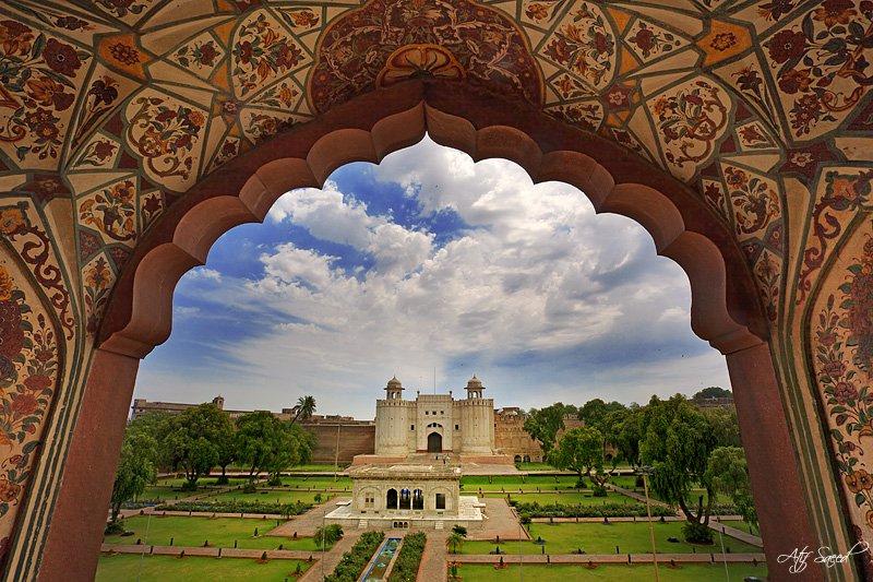 Lahore Fort, Lahore, Punjab, Pakistan