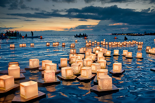 Lantern Festival, Honolulu, Hawaii
