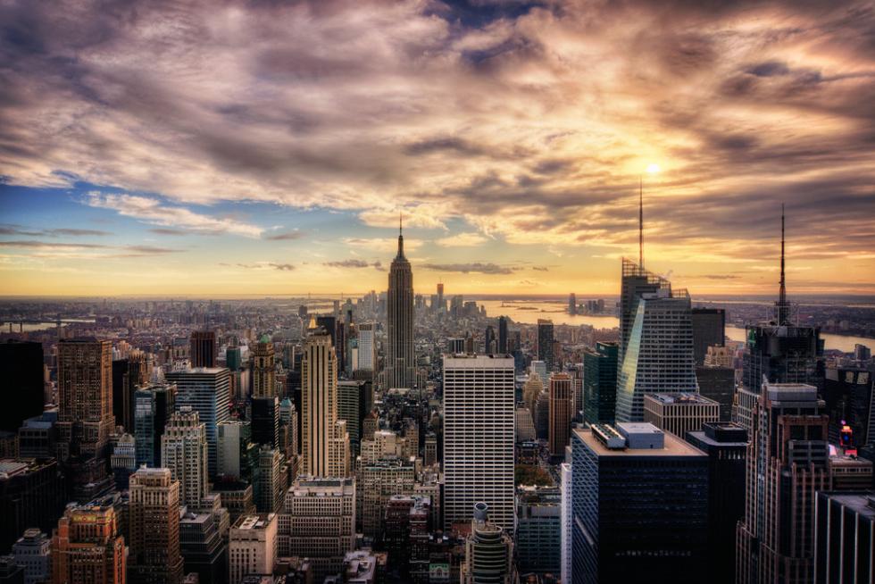 New York City, 2011