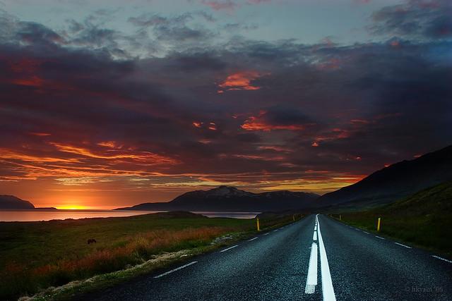 Norðurland, Iceland