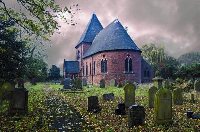 St. John The Baptist Church, Burringham, Lincolnshire, UK