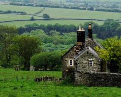 Stone House, Derbyshire, England