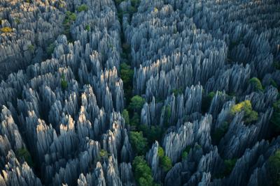 Tsingy Stone Forest, Madagascar