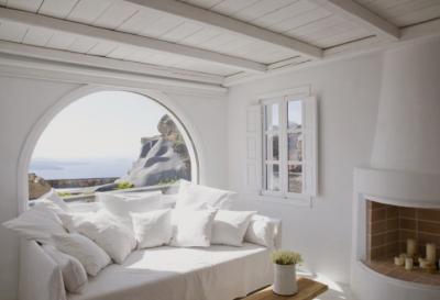 Aenaon Villas Hotel, Santorini, Greece