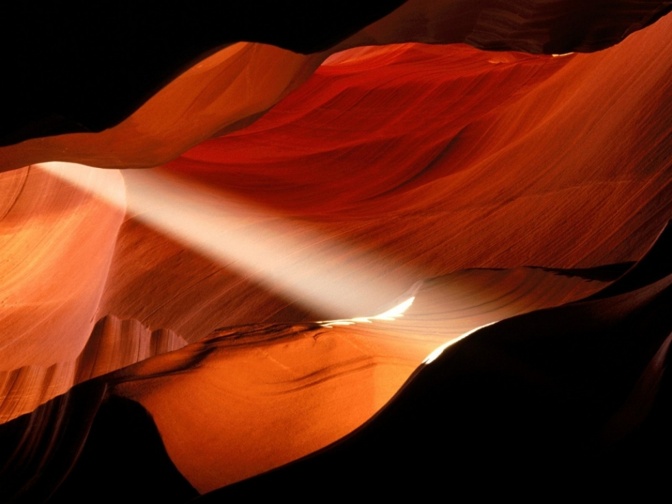 Antelope Canyon, Page, Arizona