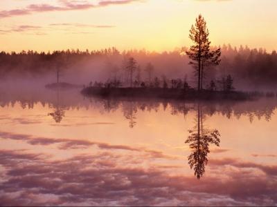 Byske River, Sweden