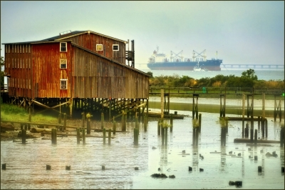 Cannery, Astoria, Oregon, USA