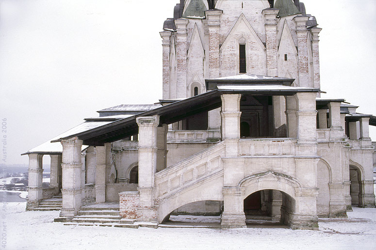 Church of Ascension, Kolomenskoe, Moscow