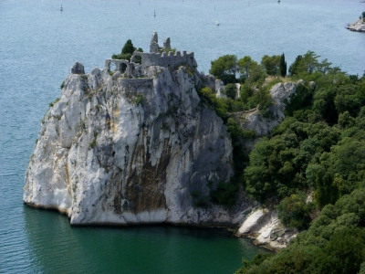 Duino Castle, Triestre, Italy