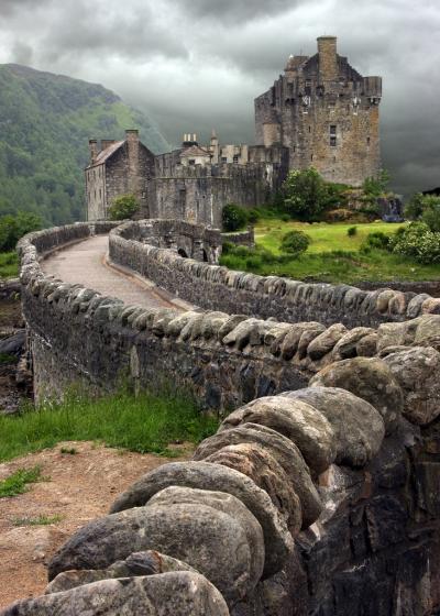 Eilean Donan Castle, Loch of Lochalsh, Scotland