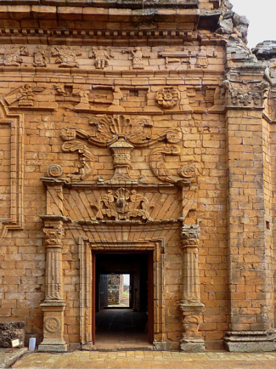 Jesuit Ruins, Paraguay