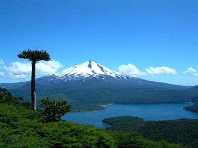 Llaima Volcano, Chile