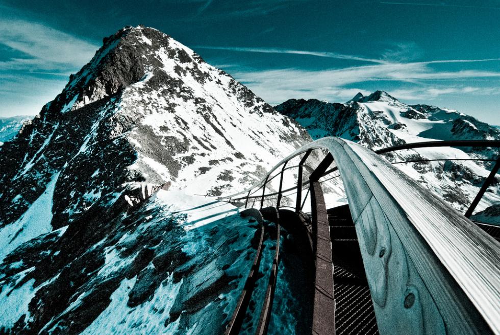Lüsens, Tirol, Austria
