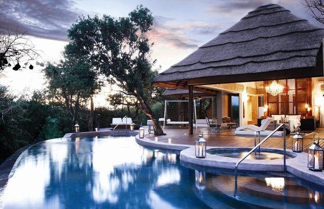 Molori Safari Lodge, South Africa
