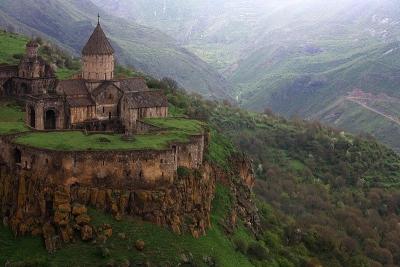 Monastery, Armenia