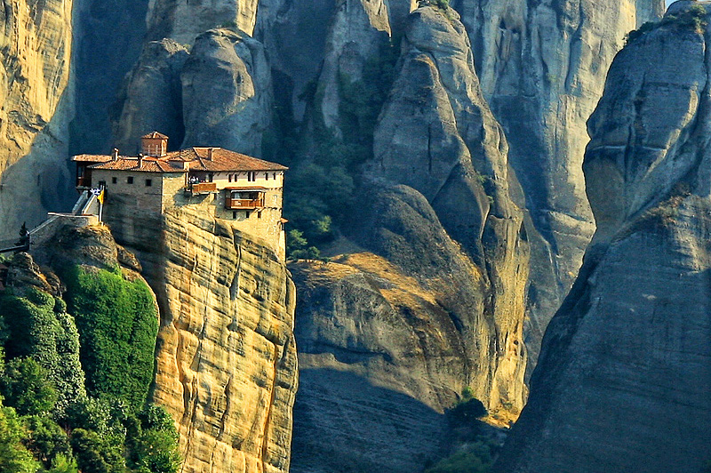 Monastery of Varlam, Meteora, Greece