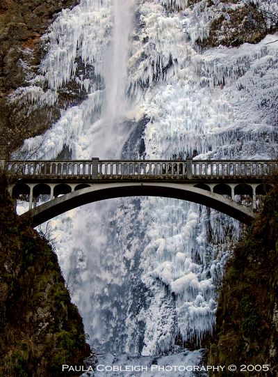 Multnomah Falls, Oregon, USA