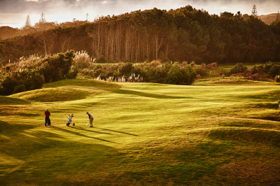 Muriwai Golf Course, Auckland, New Zealand