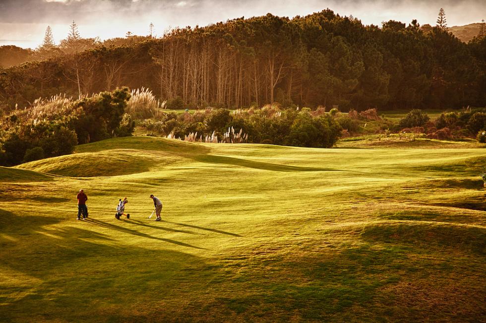 Muriwai Golf Course, Auckland, New Zealand