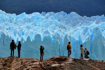 Perito Moreno Glacier, Lago Argentino, Santa Cruz, Argentina