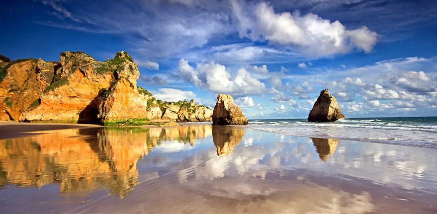 Praia do Caniço, Portugal