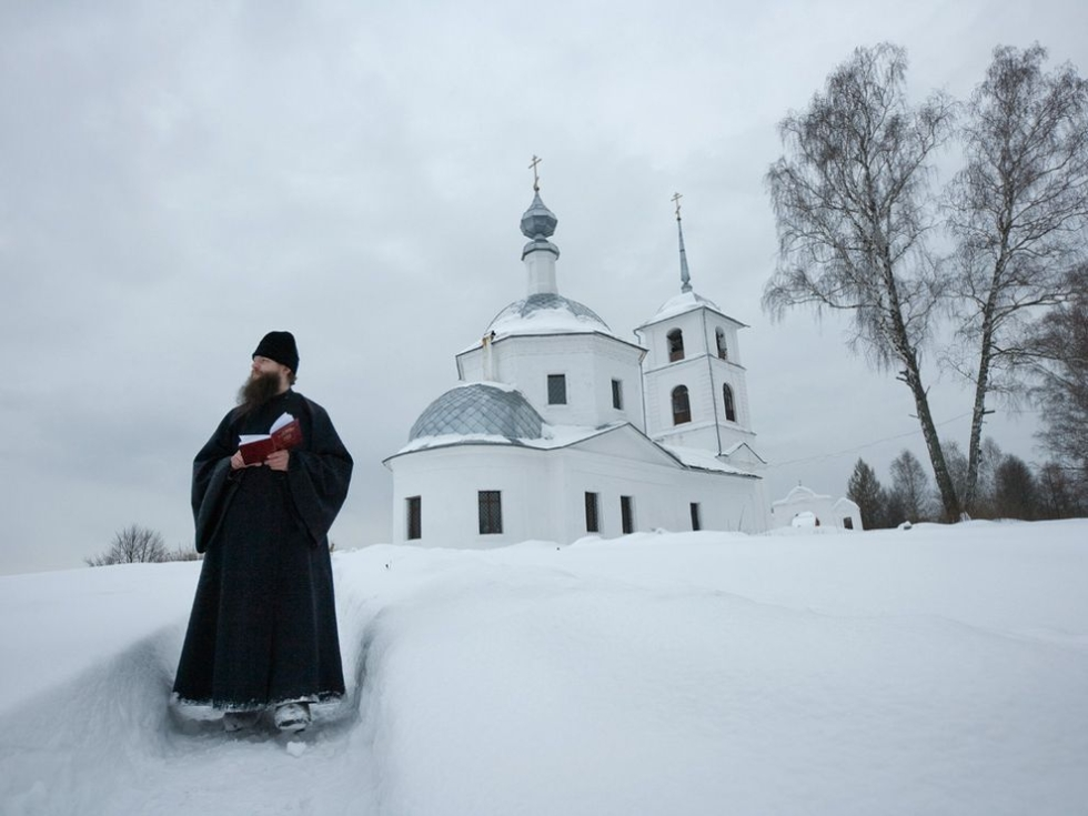Svyato-Kazansky, Russia